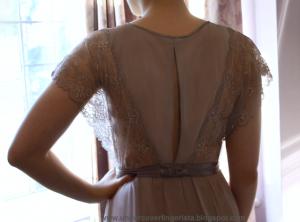 vintage-inspired silk lingerie