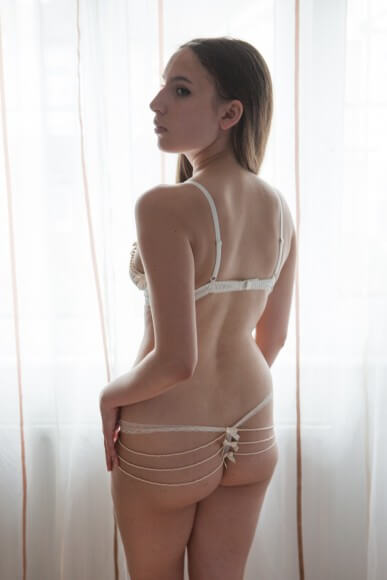2e02afb4a7 Review  KS Paris  Asatsuyu  Triangle Bra and Pearl Thong - Buy Most ...