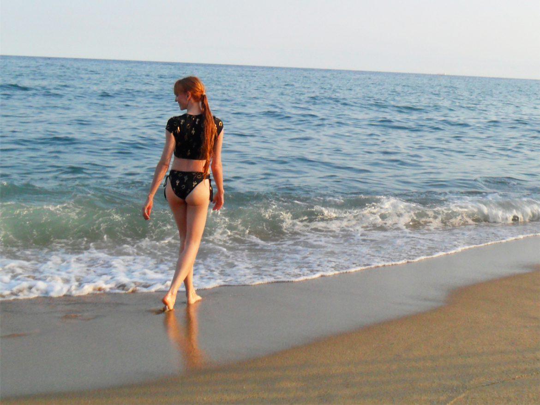 Review: ASOS Western Bikini Set
