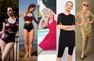 35 MORE Stylish, Modest Swimwear Options for Summer 2018