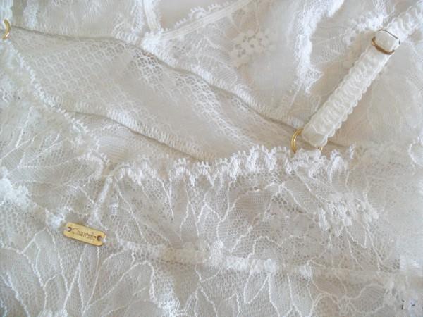 Chantelle Opera lace chemise
