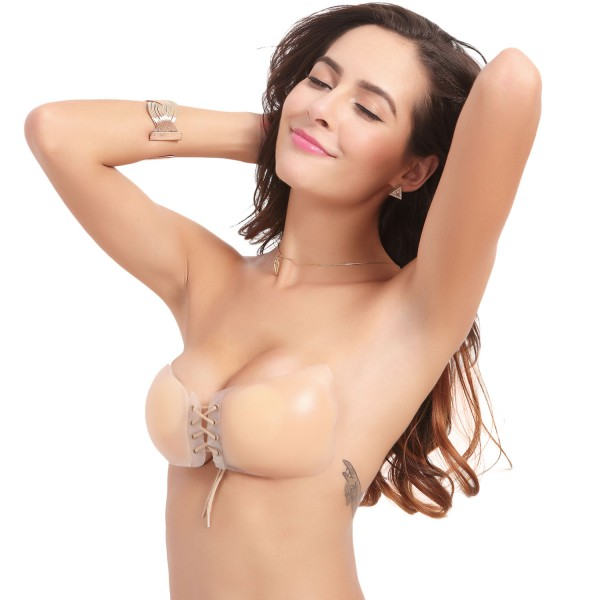 KISSBOBO silicone stick on bra