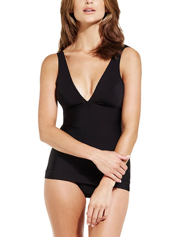 charnos V neck shapewear camisole top