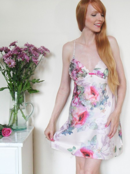 b by ted baker chemise review