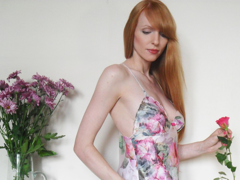 ted baker chemise close up