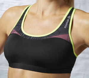 Reebok One Series Run Bra (low to medium support)