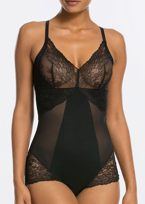 Spanx-Spotlight-On-Lace-Bodysuit-black